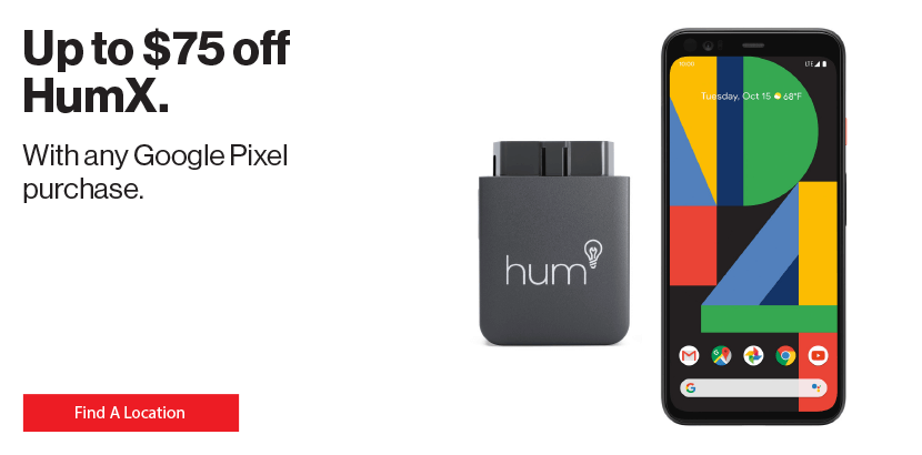 Up to $75 off HumX